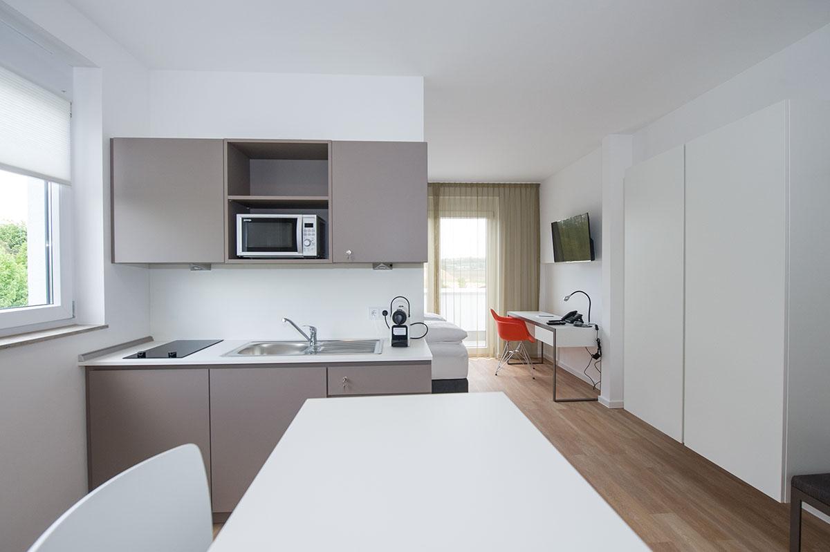 Medium Apart K-Apart Hotel und Boardinghouse Hürth bei Köln
